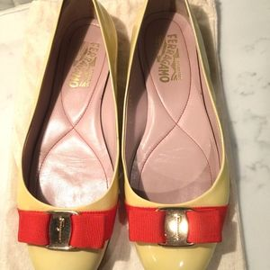 Classic Salvatore Ferragamo shoes